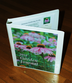 photo of Garden Journal